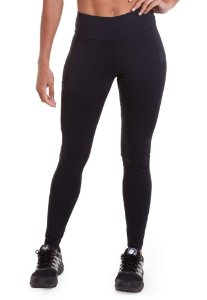 Legging Signature Surge Preto - AUTHEN