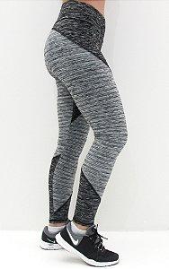 Legging Double Groove - Mescla