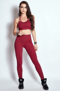 Legging 25700443 - Rosa Chrysler - P - COLCCI