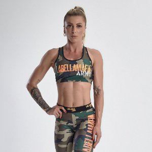 Top FTP13470 - Camuflado - P - LBM