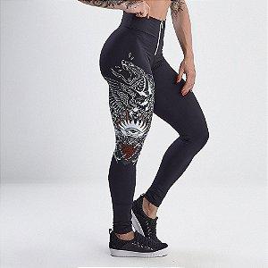 Legging FCL13484 - Estampado - M - LBM