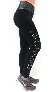 Legging 25700308 - Preto - P - COLCCI