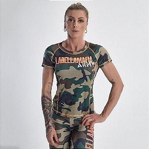 Camiseta Camuflada FBL13474 - LBM