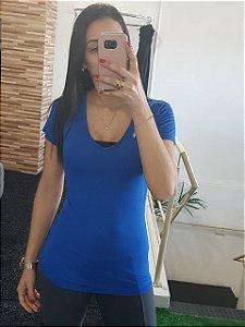 Blusa 365700167 - Azul Royal - COLCCI