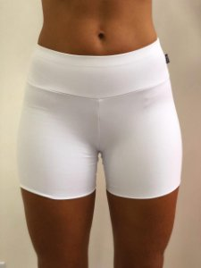 Short Duplo Light Branco