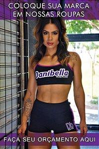 Conjunto Danibella - Coloque sua Marca - Faça seu Orçamento Aqui
