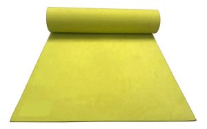 Colchonete EVA 180cm x 50cm x 5mm Amarelo