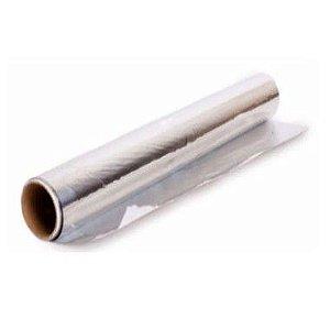 Papel Alumínio - Rolito 45 cm x 7,5 metros - boreda - Unidade