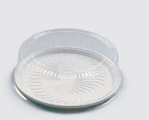 Embalagem PET - Torta Grande - Sanpack S60 - caixa com 50 unidades