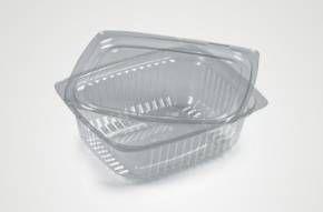 Potes Descartável Para Molhos e Pastas Sanpack S90 500 ML - caixa com 200 unidades