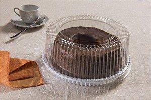 Embalagem para bolo / torta pequeno - Galvanotek G 32 M - caixa com 100 Unidades