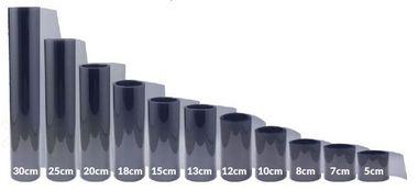 Tira de acetato 1 unidade 30cmX2m - Ref 9851 - BWB
