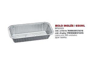 Bandeja caixa com 100 - 1150ML - Ref BF50009 - Bricoflex