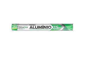 Papel alumínio caixa com 25 - 30cmx7m - Bricoflex