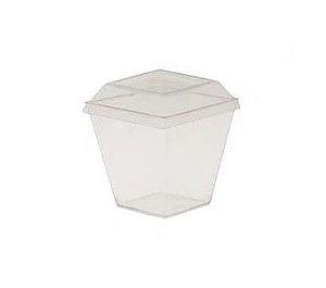 Pote mini sobremesa 50ml caixa com 180 - PW-46 - Wer