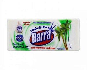 Sabão de coco 5 unidades de 100g - Barra