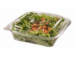 Saladeira suprema pacote com 10 unidades - 1000ml - G24 - Galvanotek