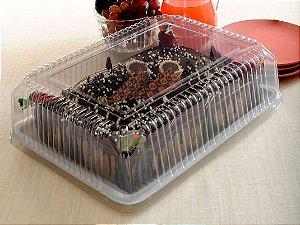 Embalagens torta retangular grande -caixa com 40 unidades - 3kg - G70M - Galvanotek