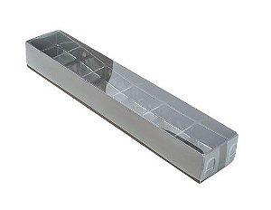Caixa pvc com berço N.4 branca pacote com 10 - 23X04X03 - Assk