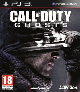 Game Call of Duty: Ghosts - PS3