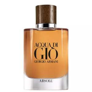 Acqua di Giò Absolu Eau de Parfum Giorgio Armani 125ml - Perfume Masculino