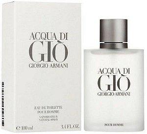 Acqua Di Gio Homme Eau de Toilette Giorgio Armani 30ml - Perfume Masculino