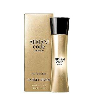 Armani Code Absolu Eau de Parfum Giorgio Armani 30ml - Perfume Feminino