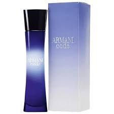 Armani Code Eau de Parfum Giorgio Armani 50ml - Perfume Feminino