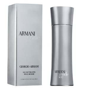 Armani Code Ice Eau de Toilette 50ml Giorgio Armani - Perfume Masculino