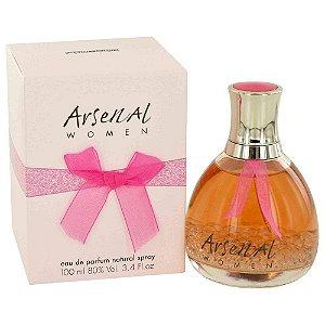 Arsenal Women Gilles Cantuel Eau de Parfum 100ml - Perfume Feminino