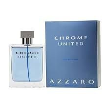 Azzaro Chrome United Eau de Toilette 100ml - Perfume Masculino