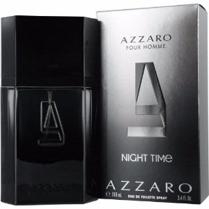 Azzaro Pour Homme Night Time Eau de Toilette 100ml - Perfume Masculino