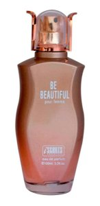 Be Beautiful Eau de Parfum Iscents 100ml - Perfume Feminino