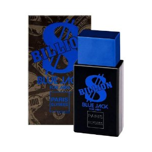 Billion Blue Jack Paris Elysees Eau de Toilette 100ml - Perfume Masculino
