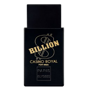 Billion Casino Royal Eau de Toilette Paris Elysees 100ml - Perfume Masculino