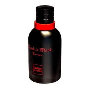 Black Is Black Paris Elysees Eau de Toilette 100ml - Perfume Masculino