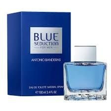 Blue Seduction For Men Eau de Toilette Antonio Banderas 200ml - Perfume Masculino