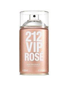 Body Spray 212 VIP Rosé Carolina Herrera 250ml - Feminino