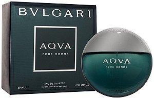 Bvlgari Aqva Pour Homme Eau de Toilette 100ml - Perfume Masculino