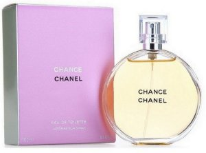 Chance Chanel Eau de Toilette 50ml - Perfume Feminino