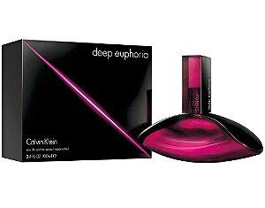 Deep Euphoria Calvin Klein Eau De Parfum 100ml - Perfume Feminino