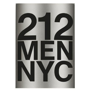Desodorante  212 Men Nyc Carolina Herrera 150ML - Masculino