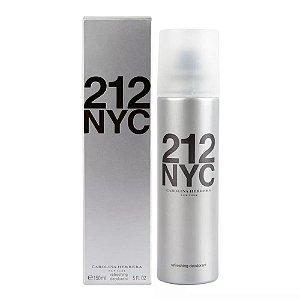 Desodorante Feminino 212 NYC 150ml - Carolina Herrera