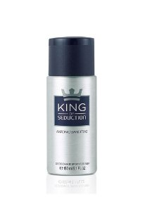 Desodorante King of Seduction Antonio Banderas Desodorante 150ML - Masculino