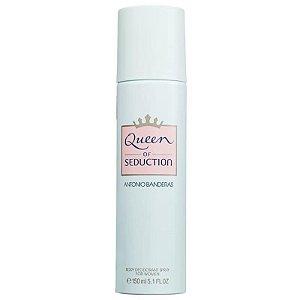 Desodorante Queen of Seduction Antonio Banderas 150ml - Feminino