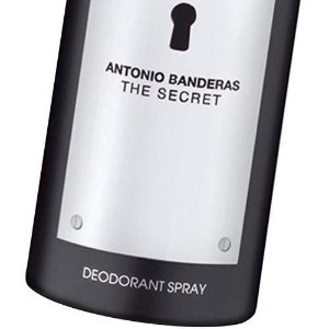 Desodorante The Secret Antonio Banderas - Desodorante Masculino - 150ml