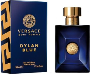 Dylan Blue Eau de Toilette Versace 100ml - Perfume Masculino