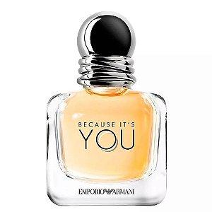 Emporio Armani Because It's You Eau de Parfum 100ml - Perfume Feminino