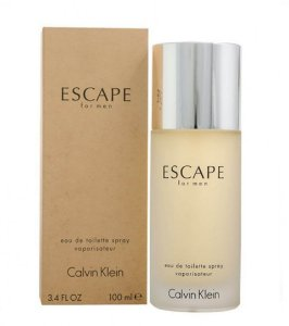 Escape for Men Calvin Klein Eau de Toilette 100ml - Perfume Masculino