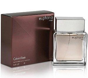 Euphoria Men Calvin Klein Eau de Toilette 100ml - Perfume Masculino